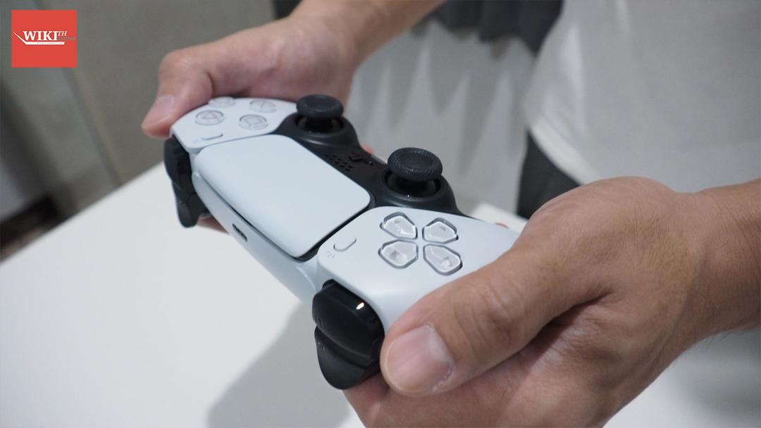 แกะกล่อง PS5 07