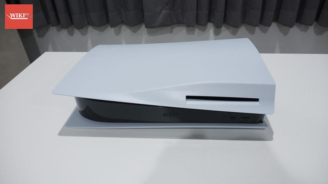 แกะกล่อง PS5 10