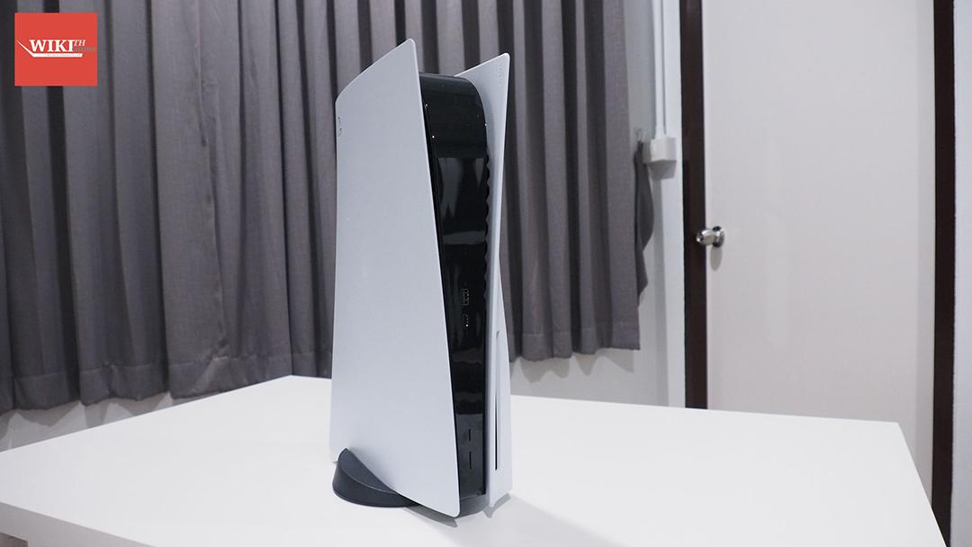 แกะกล่อง PS5 11
