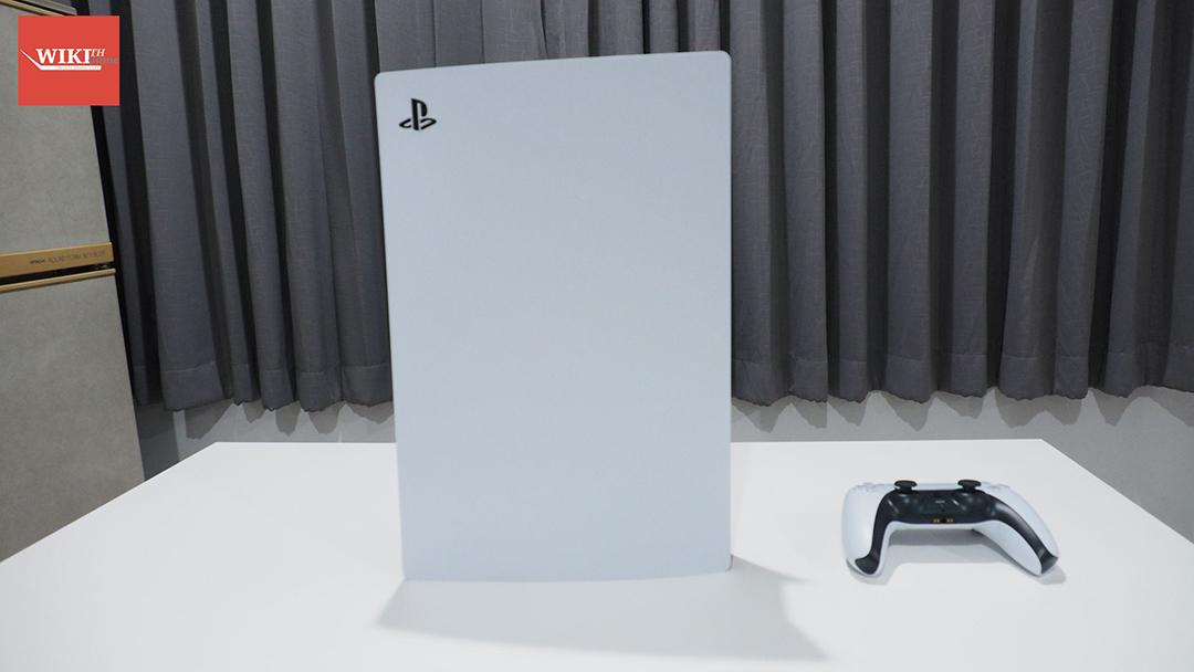 แกะกล่อง PS5 12