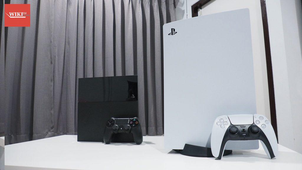 แกะกล่อง PS5 22