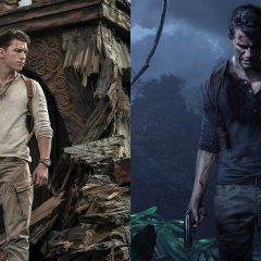 Uncharted เวอร์ชันภาพยนตร์เลื่อนฉายไปปี 2022