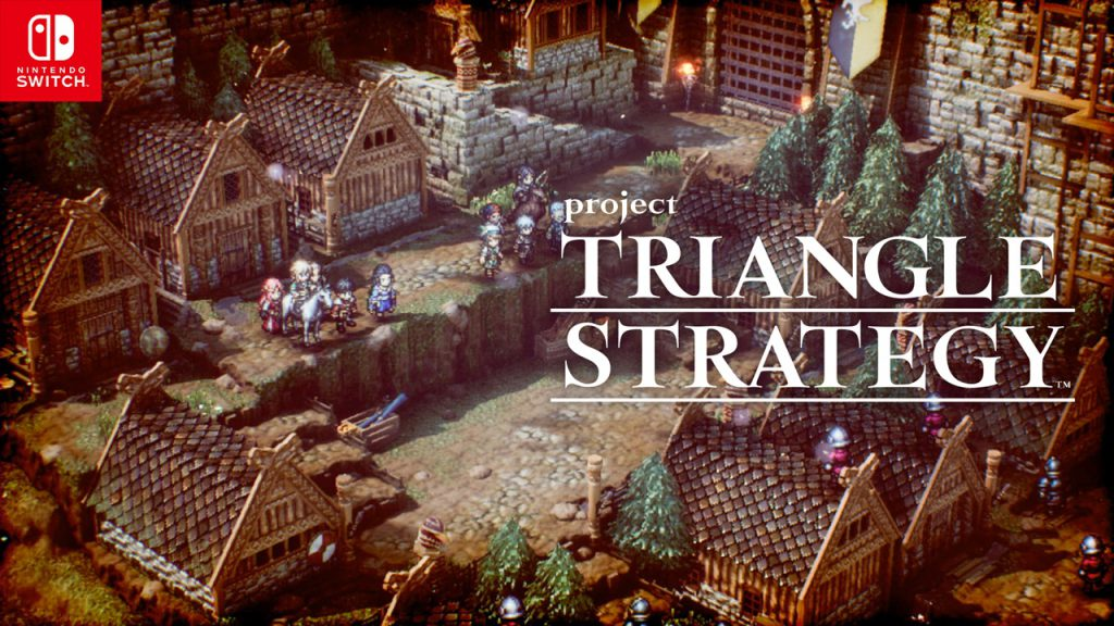 SQUARE ENIX เผยวันขายเกม Remastered พร้อมเปิดตัว Project TRIANGLE STRATEGY