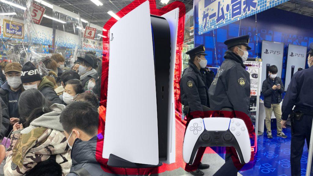 ร้านค้าปลีกชื่อดังญี่ปุ่น เตรียมแบนพ่อค้าแม่ค้าซื้อ PS5 ขายต่อเอากำไร