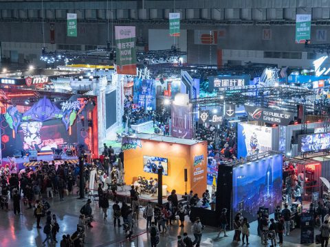Taipei Game Show 2021 ก้าวสู่ความสำเร็จในฐานะงานแสดงเกมไฮบริดแรกในปี 2021