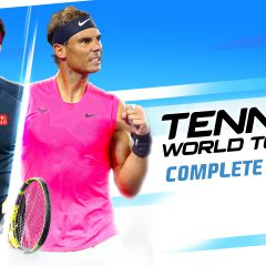 Tennis World Tour 2 – Complete Edition กลับมาอีกครั้งบน PlayStation 5, Xbox Series X|S