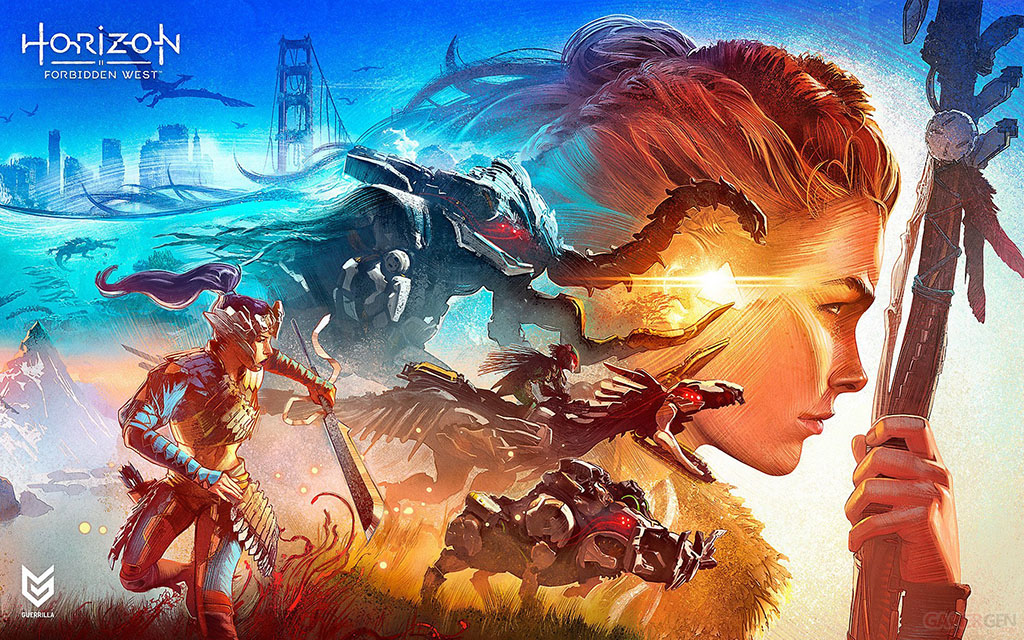 Horizon Forbidden West ยังมีสิทธิ์วางจำหน่ายปีนี้!
