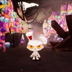 Bloody Bunny ตุ๊กตาล่าล้างแค้น! เปิดพรีออเดอร์ที่ Nintendo Eshop