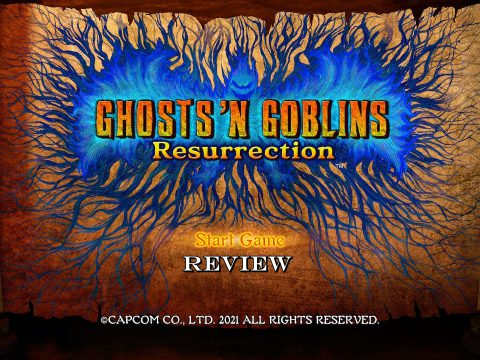 Ghosts 'n Goblins Resurrection – รีวิว [REVIEW]