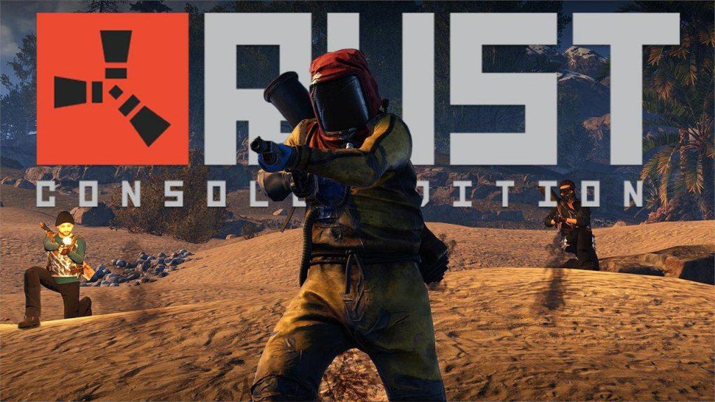 Rust Console Edition พร้อมจำหน่าย 1 มิ.ย. บน PlayStation 4 และ Xbox One