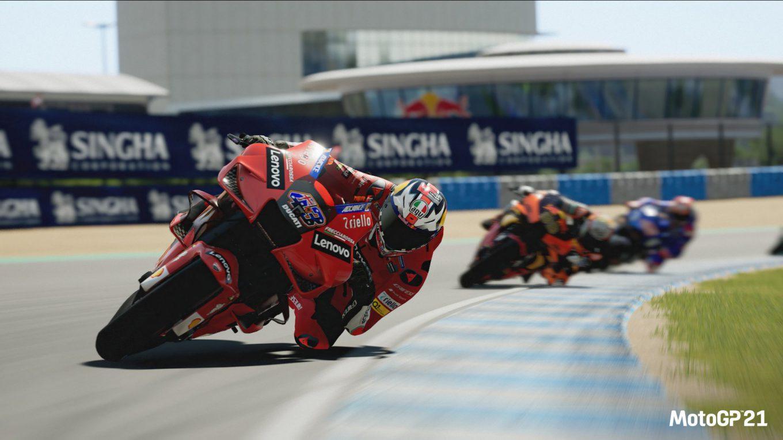 MotoGP 21 – รีวิว [Review]