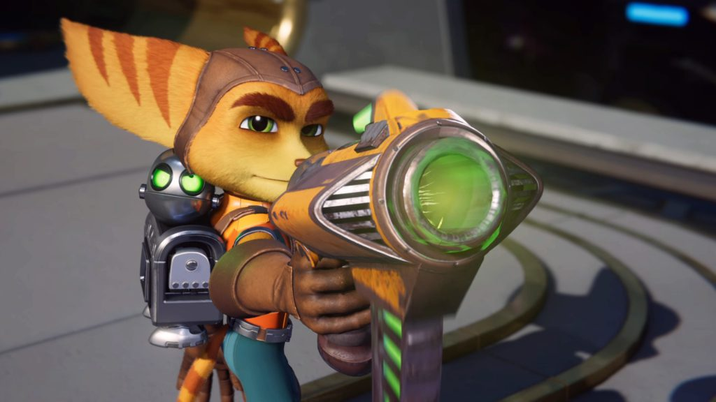 Ratchet and Clank: Rift Apart 01