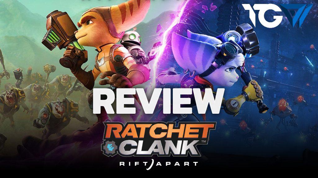 Ratchet & Clank: Rift Apart – รีวิว [REVIEW]