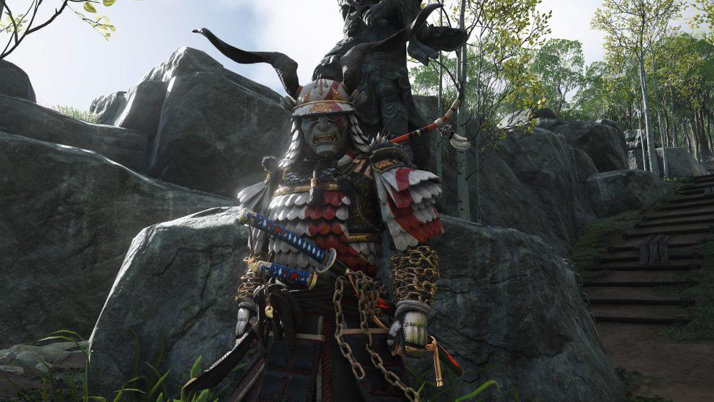 Ghost of Tsushima Director's Cut – วิธีเก็บเกราะ God of War