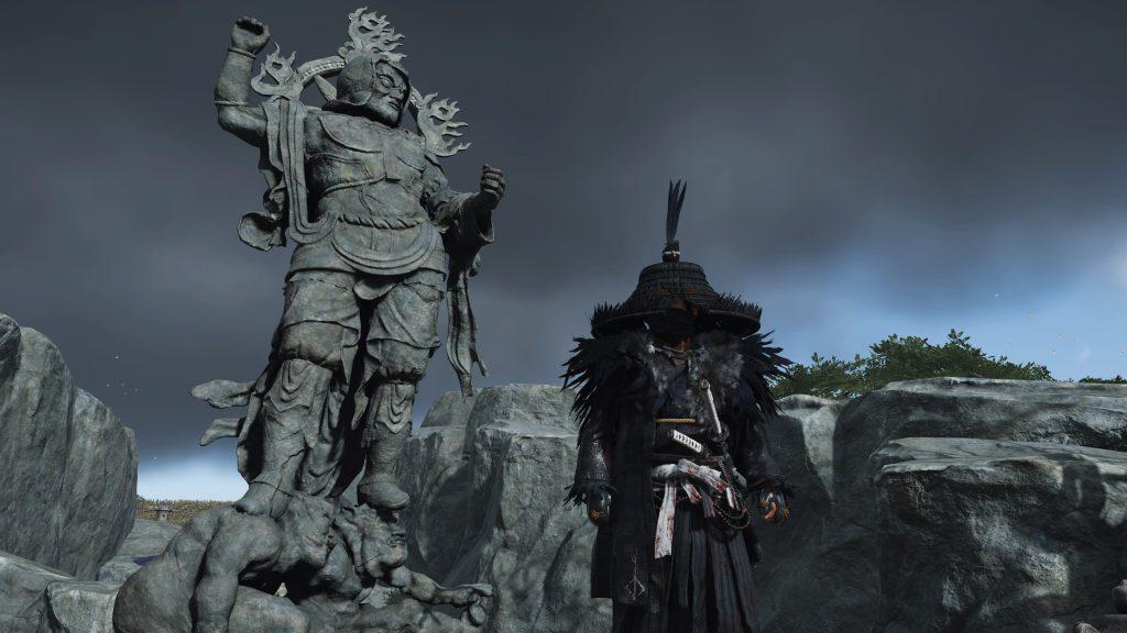 Ghost of Tsushima Director's Cut – วิธีเก็บชุดเกราะ Bloodborne