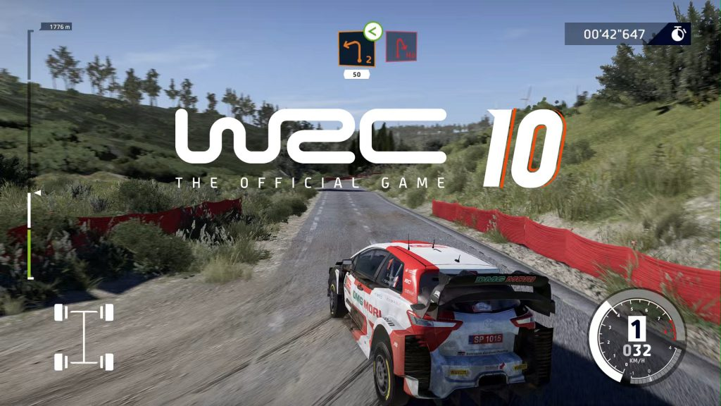 WRC 10 FIA World Rally Championship – รีวิว [REVIEW]