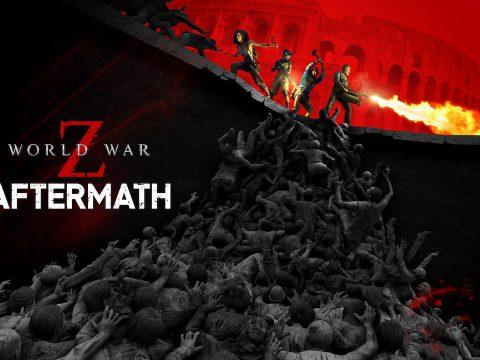 WORLD WAR Z: AFTERMATH – รีวิว [REVIEW]