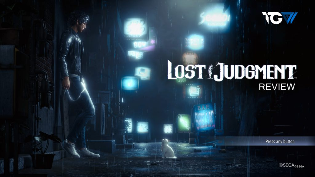 Lost Judgment – รีวิว [REVIEW]