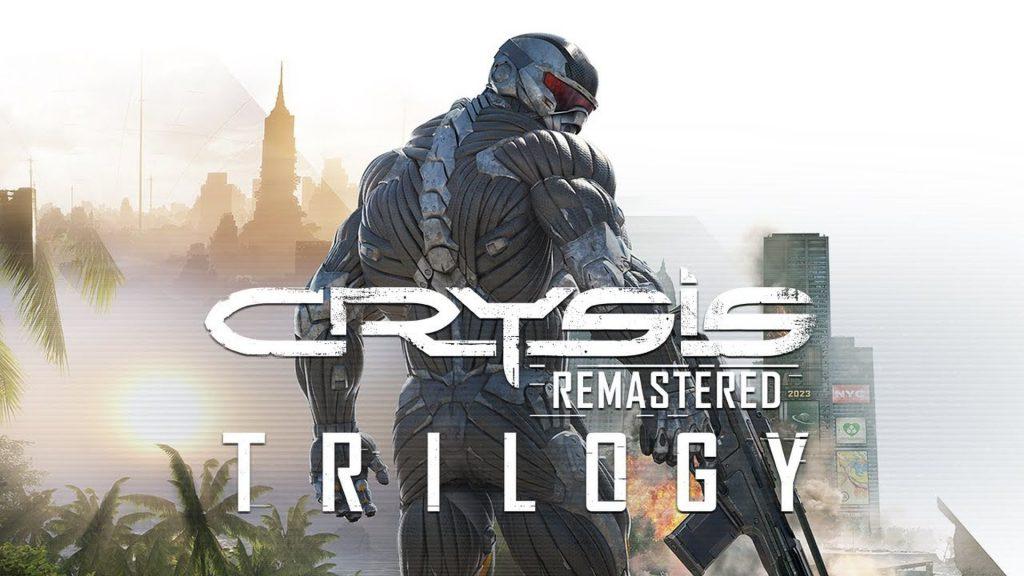Crysis Remastered Trilogy คุ้มสุดๆ กับเกมรวม3ภาค Crysis จำหน่ายแล้ว วันนี้!