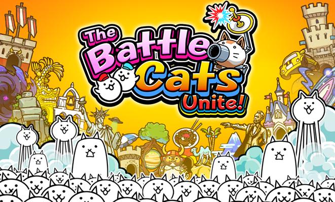 THE BATTLE CATS UNITE! เผยโบนัสของเกมฉบับแผ่น!